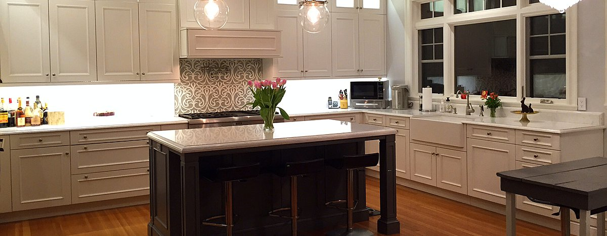 Wood Mode Brookhaven Cabinetry