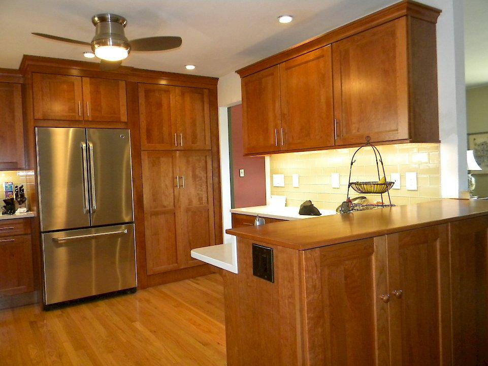 Simply Clean Categorized Under Transitional Kitchen Portfolio