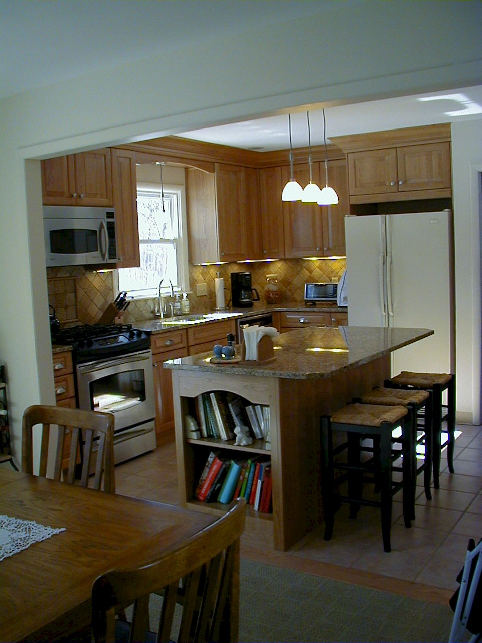 Timeless Traditions Categorized Under Traditional Kitchen