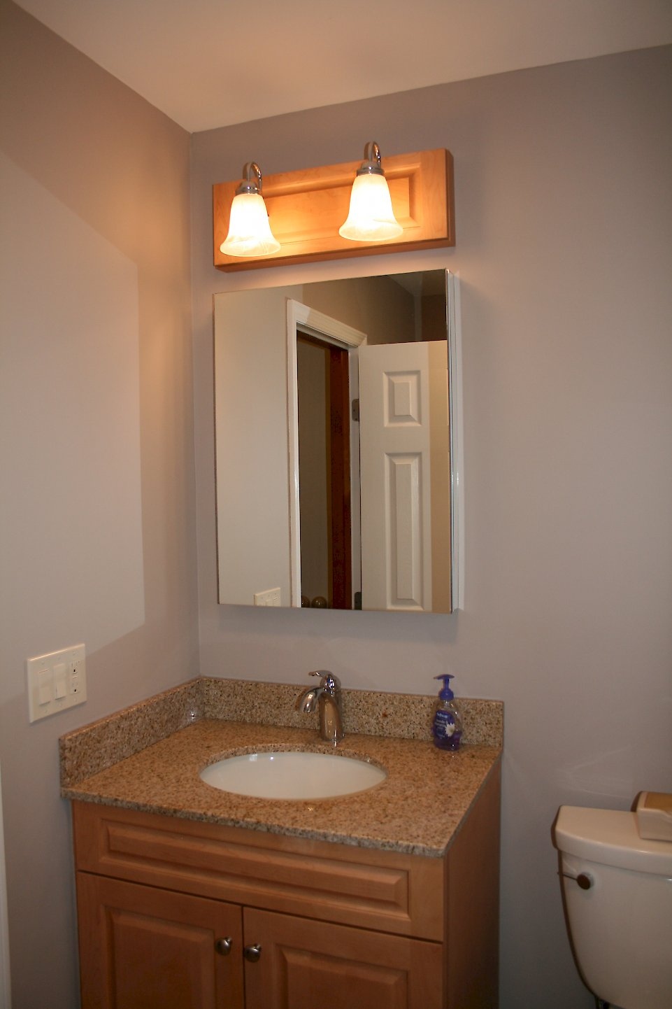 American Archetype categorized under Traditional Bathroom Portfolio.