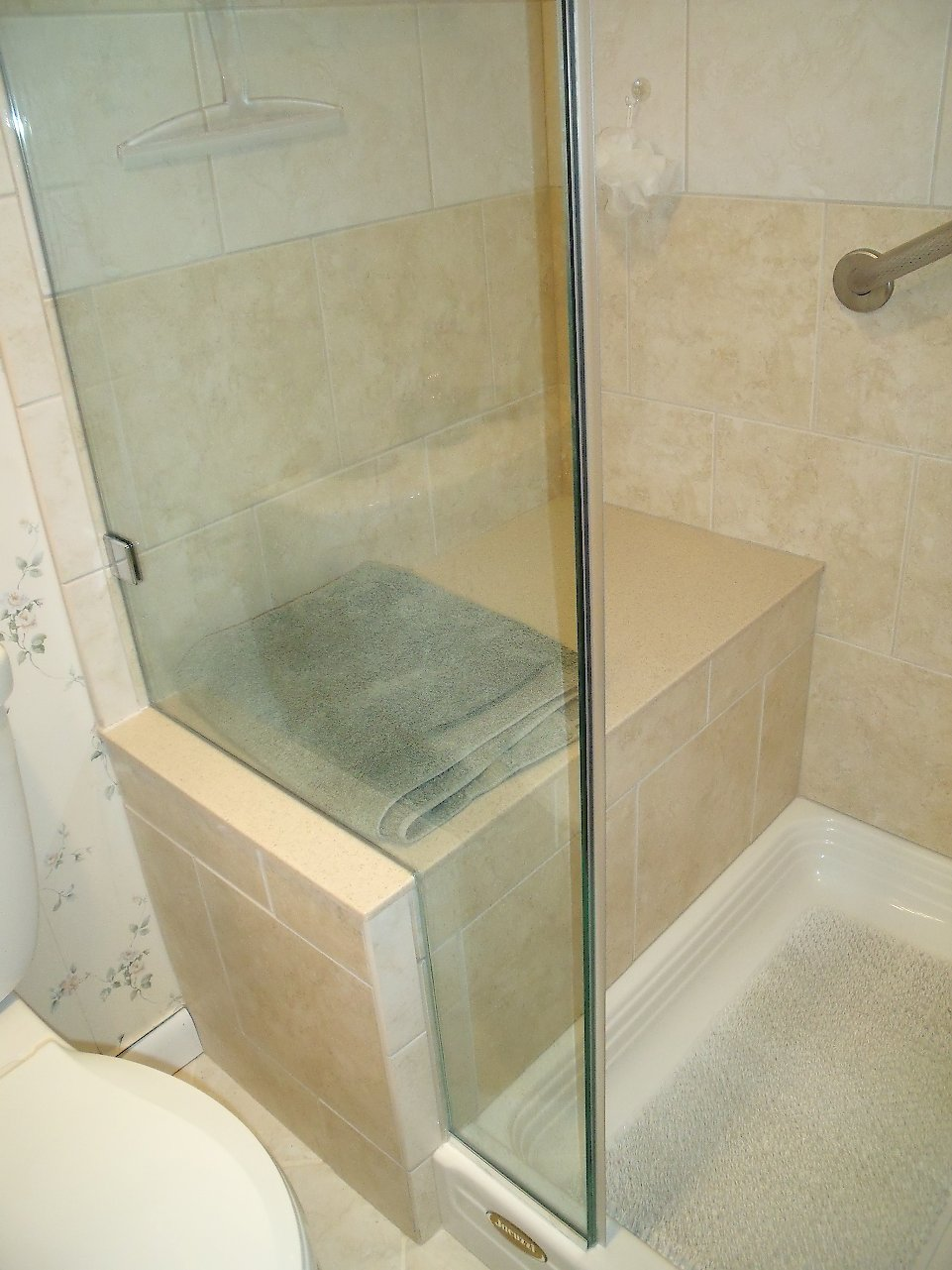 Clear And Classy categorized under Transitional Bathroom Portfolio.