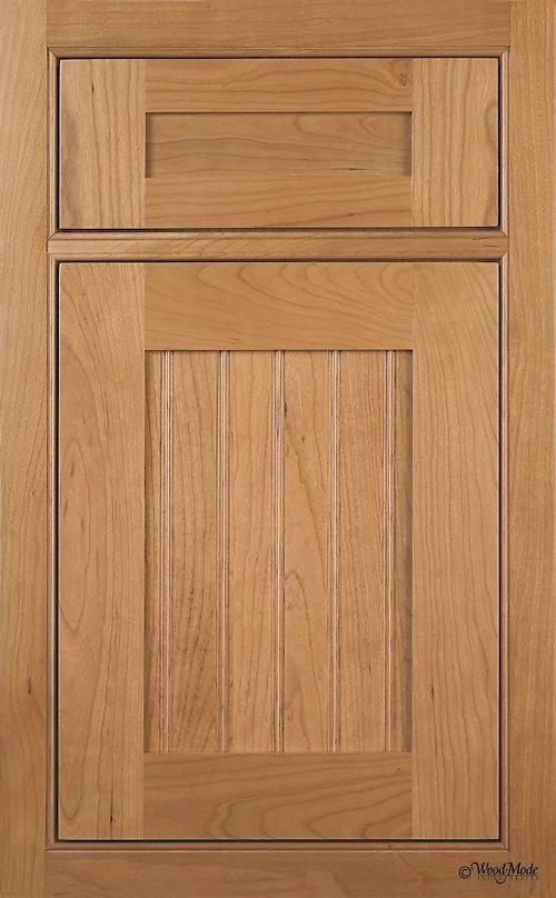 Kingston Recessed Beaded & Kingston Recessed Beaded. A Brookhaven II Door Style.